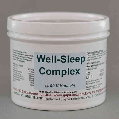 Well-Sleep Complex