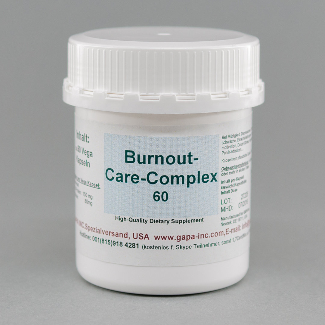 Burnout Care Complex