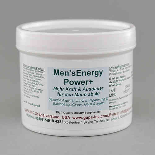 Men's Energy Power+ 200