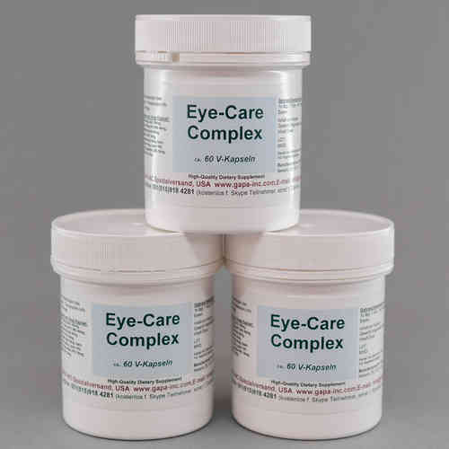 Eye Care Complex (3er Set)