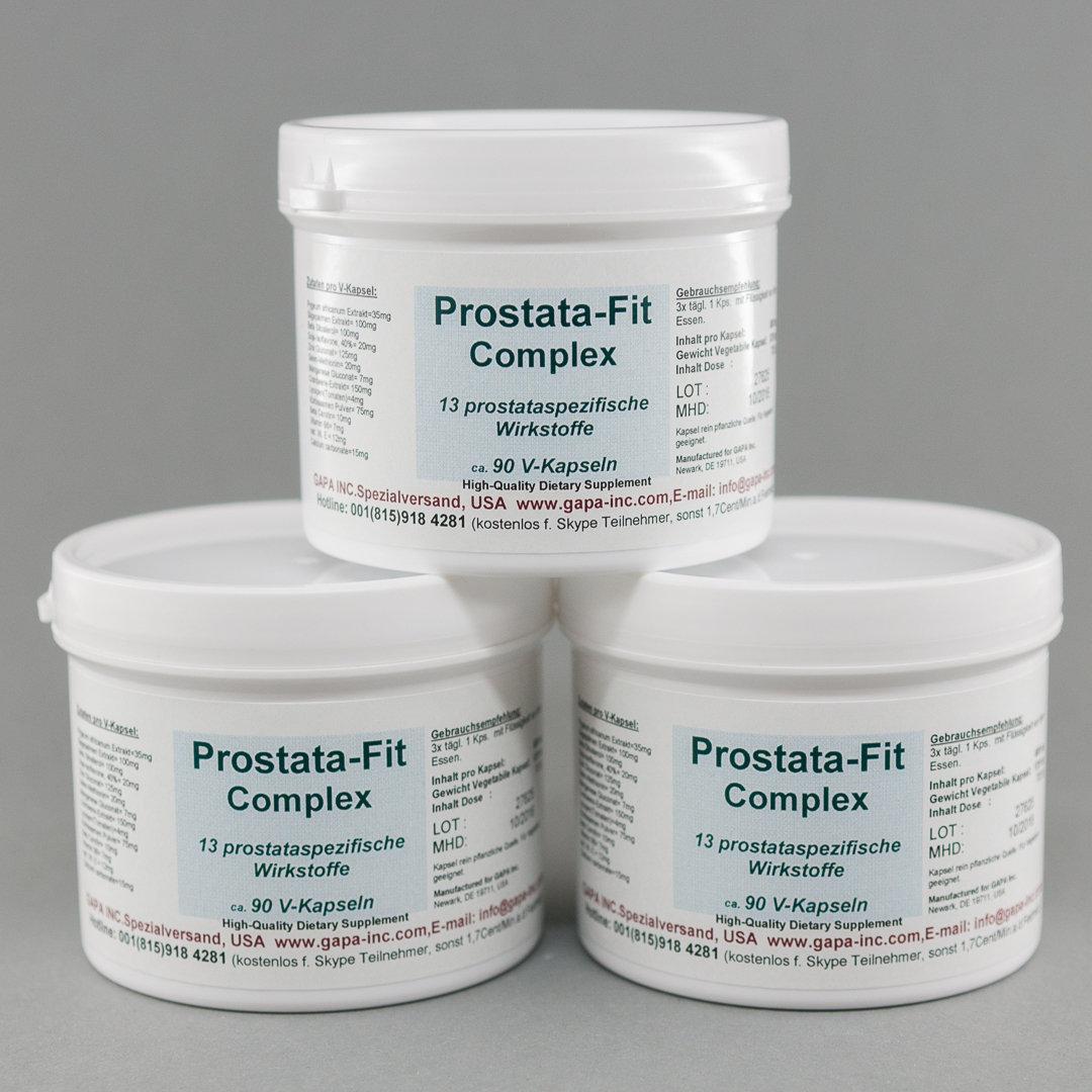 Prostata-Fit-Complex(3er Set) - GAPA`S Spezialversand