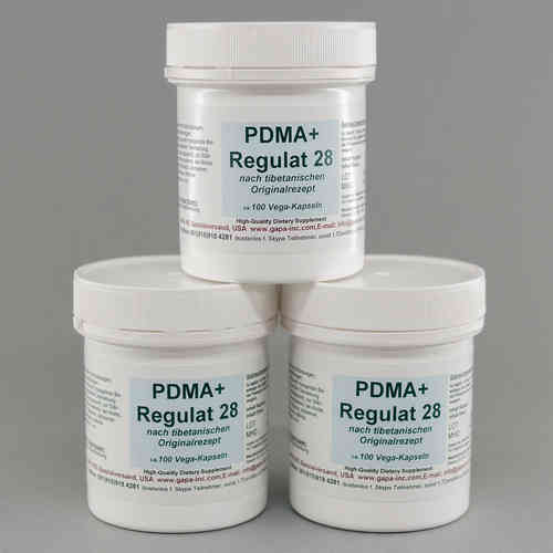 PDMA+ Regulat 28 (3er Set)