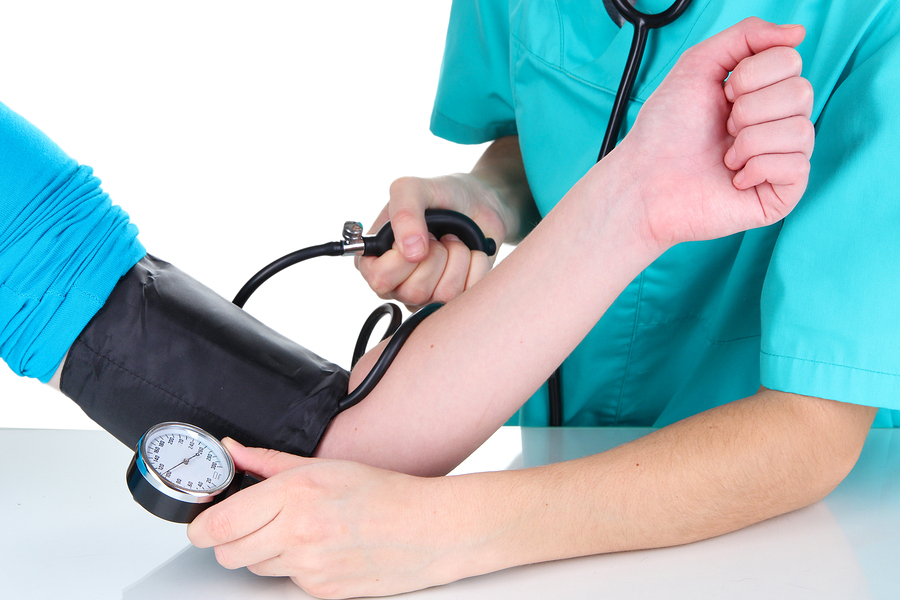 bigstock-Blood-pressure-measuring-isola-40785520