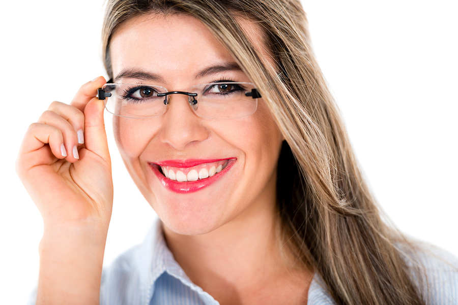 bigstock-Happy-woman-wearing-glasses-50410067